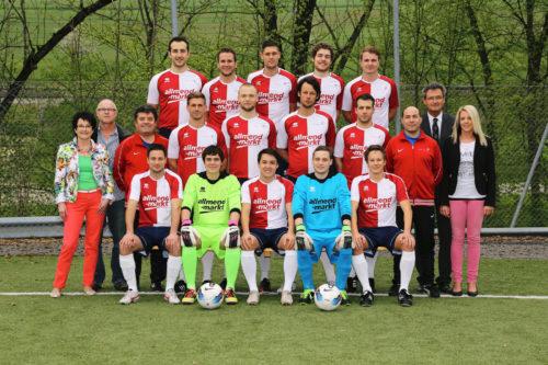Aufstieg 2012 13